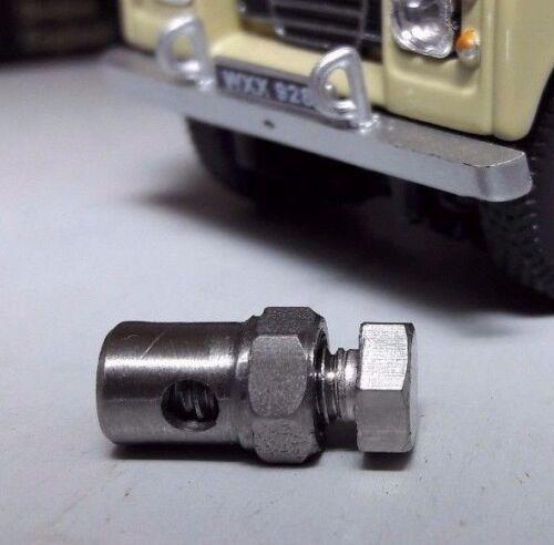 Land Rover Serie 2 2a 2b 3 Cable de control del calentador defensor Smiths Muñón 566902