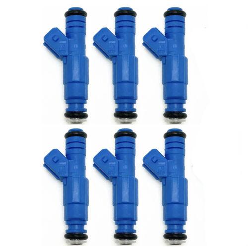6 Set OEM Bosch Fuel Injectors For Buick Chevrolet Pontiac Oldsmobile 3.8L V6
