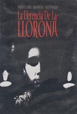 DVD - La Herencia De La Llorona NEW Juan Martinez FAST SHIPPING !