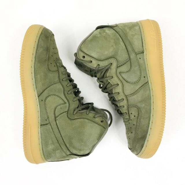 a27a29fdb36d0b Nike Air Force 1 High WB (gs) Kids Shoes Size 6y Medium Olive Gum ...