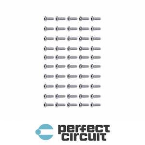 Lmntl M3 Long Modulaire Vis Set 50 Pcs Eurorack-new-perfect Circuit-afficher Le Titre D'origine Forte RéSistance à La Chaleur Et à L'Usure
