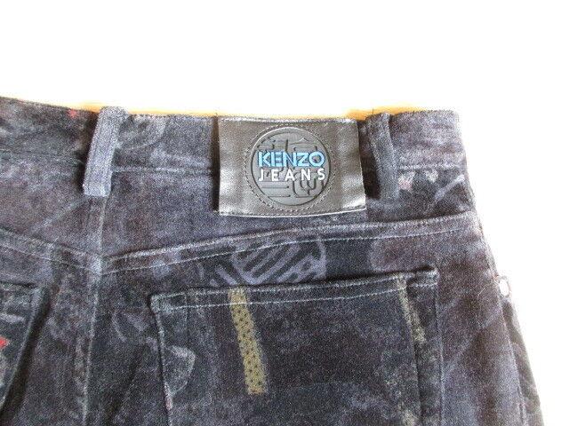 Pantalon Kenzo nero nero nero Dimensione 38 à - 74% 32b4d2
