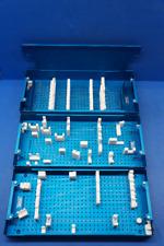 Karl Storz 39731b Steiner Aluminium Tray For Laser Laryngoscopy Instruments