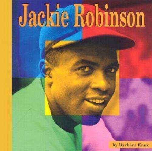 jackie robinson biography kid friendly