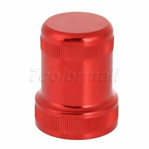 Engine Solenoid Valve Cover Car Accessory Red for Acura Integra 1992-2001