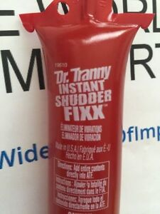 Image Is Loading Lubegard Dr Tranny Instant Shudder Fixx Tube