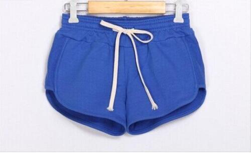 Damen Mädchen Hotpants Laufshorts Fitnessstudio Strand Sport Yoga-shorts M//L//XL//