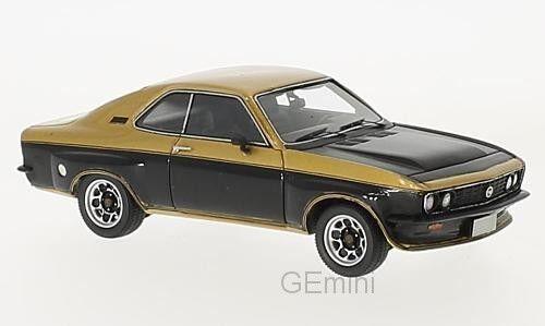 Opel TE 2800 doré noir 1974 1 43 NEO
