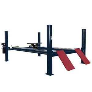 Brand New 12,000 Lbs. Heavy-Duty Series 4-Post Alignment Lift 4PHWA-12 Canada Preview