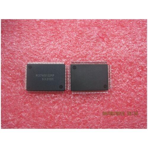 2PCS X M37451SFP QFP