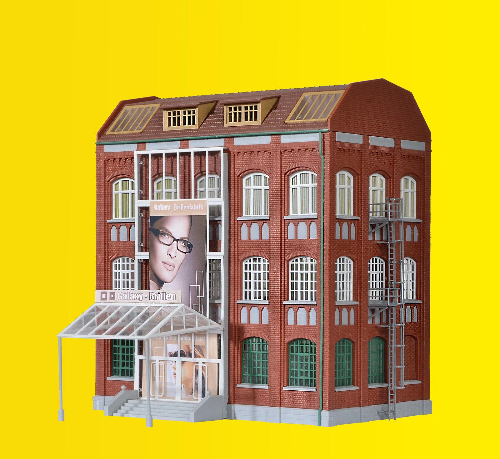 Kibri 39811 scala H0 GALAXY FABBRICA VETRO   NUOVO in scatola originale