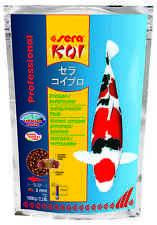 Sera Koi Professional Frühjahr Herbstfutter 1kg / für Temperaturen unter 17 °C