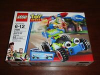 Lego Toy Story Woody and Buzz To The Rescue - 4610447