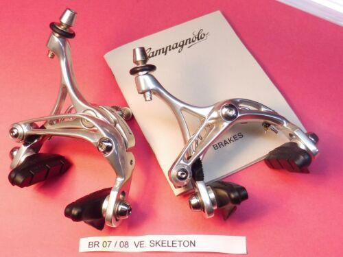 NOS Campagnolo Veloce Skeleton  Brake Calipers 2007