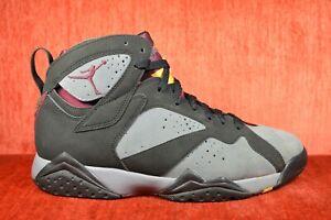 4eb3456d CLEAN Nike Air Jordan 7 Retro Bordeaux 2011 304775-003 Size 8.5 ...