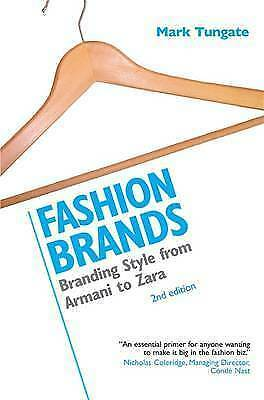 1 of 1 - Fashion Brands: Branding Style from Armani to Zara-ExLibrary