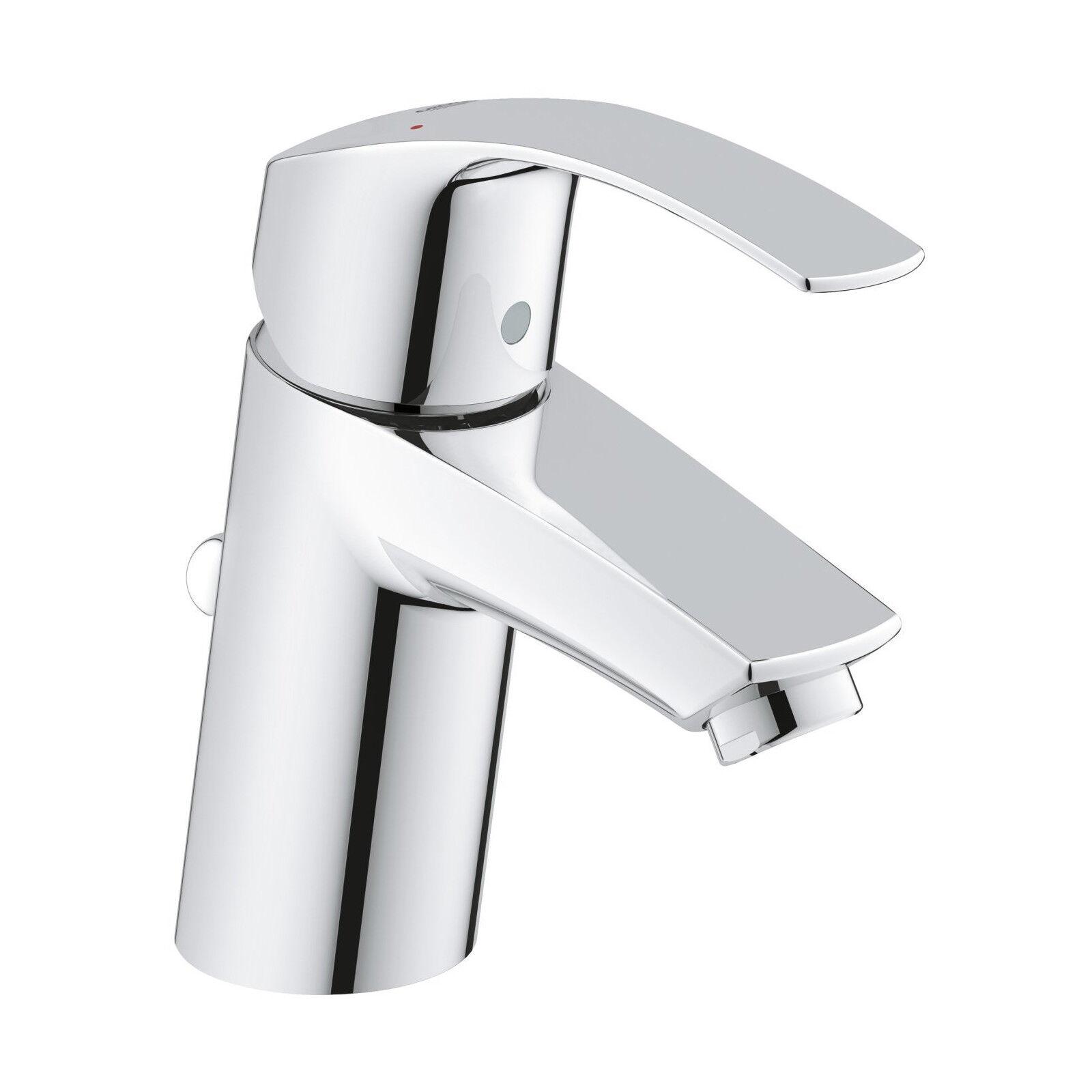Rubinetto per lavabo con piletta di scarico inclusa Eurosmart New taglia S