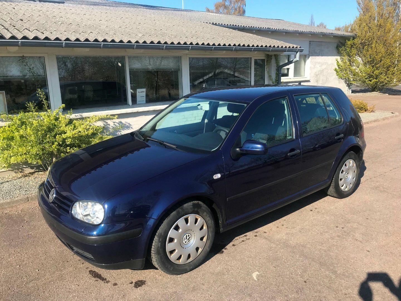 VW Golf IV 2,0 115 Comfortline 5d