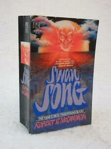 Robert-R-McCammon-SWAN-SONG-1987-Pocket-Books-Paperback-First-Edition-Printing