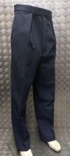 Original British Royal Air Forces Pantalon Bleu Armée Pilote RAF Combat Bdu Pantalon