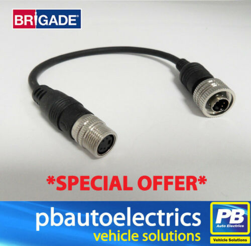 Cable Adaptador De Brigada BE-300 Cámara para Elite Cable-e 2371 *