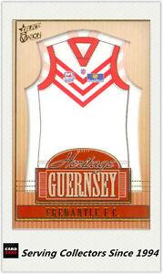 2004-Select-AFL-Ovation-Card-Series-Heritage-Guernsey-Picture-Card-HJ10Fremantle