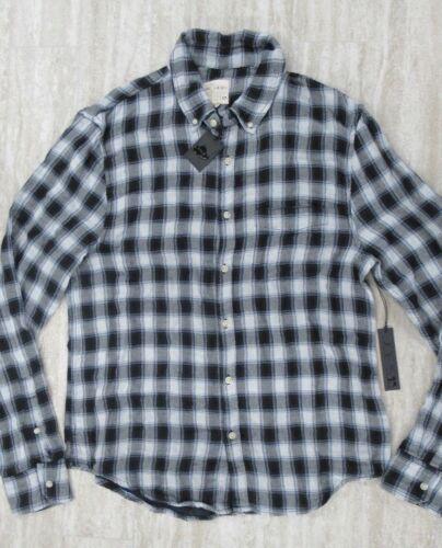 Plaid Joe's Flanella Maglia Lunga Unisex Jeans La Manica Nero Uw1Hwq4Y