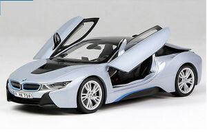 1 18 Paragon Bmw I8 Concept Car Die Cast Model Ebay