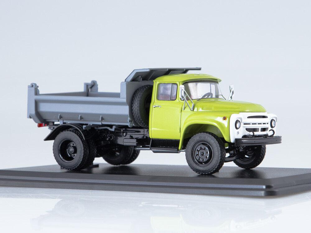 ZIL 130 MMZ 4505 green SSM1259 1 43