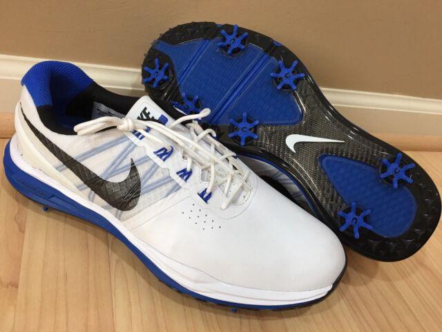 Útil brandy en casa  Nike Lunar Control III 3 Mens Golf Shoes Spikes - Grey / Pink 9.5 for sale  online | eBay