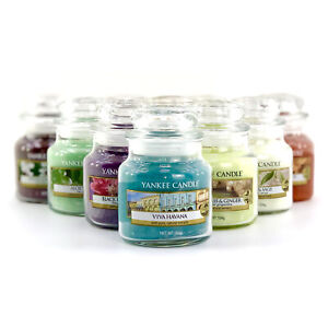 3-x-Assorted-Fragrances-Official-Yankee-Candle-Signature-Classic-Small-Jars-104g
