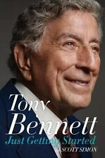 Just Getting Started by Tony Bennett (2016, Hardcover)