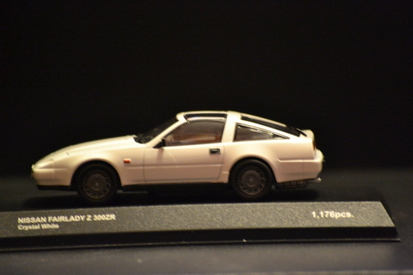 Nissan Fairlady Fairlady Fairlady Z 300ZR (HZ31) 1987 Kyosho Limited diecast vehicle in scale 1 43 62fb8d
