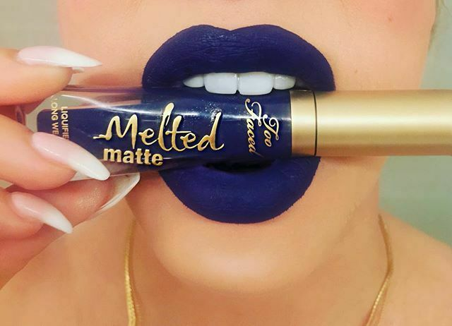 Too Faced Melted Mate Rojo de Labios Larga Estilo Who S Zoomin Who Val
