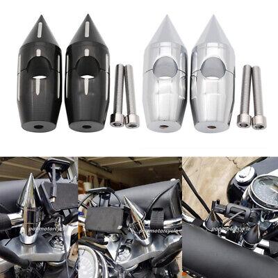 """1/"""" Handlebar For Yamaha V-Star Vstar XVS 650 1100 Custom 1/"""" Handlebar Risers"""