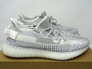 7bbca8db78ae7 Adidas Yeezy Boost 350 V2 Static Grey Non Reflective UK 4 5 6 7 8 9 ...