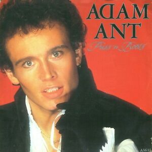 "ADAM ANT Puss'n Boots 7"" UK CBS 1983 ADAM & THE ANTS - Berlin, Deutschland - ADAM ANT Puss'n Boots 7"" UK CBS 1983 ADAM & THE ANTS - Berlin, Deutschland"