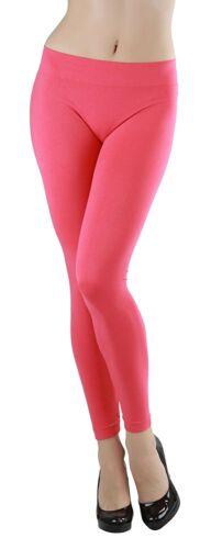 ToBeInStyle Women/'s Footless Elastic Leggings