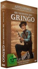 Sie nannten ihn Gringo (Götz George) - Deutscher/Euro-Western (Filmjuwelen DVD)
