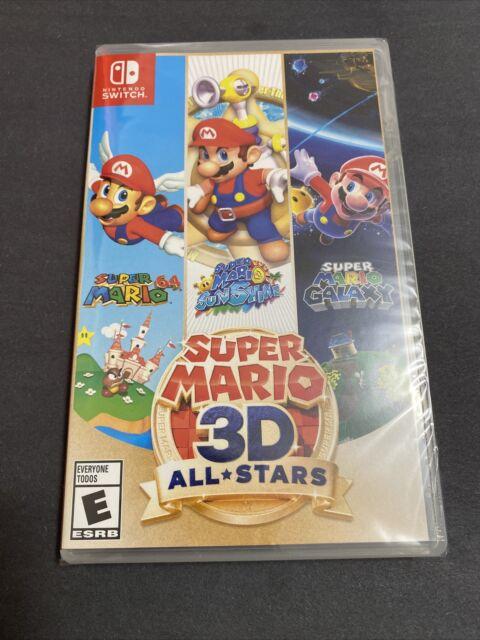 Super Mario 3D All-Stars - Nintendo Switch - BRAND NEW!