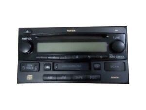 2006-2009-Toyota-4-Runner-Radio-AM-FM-CD-Cassette-Player-OEM