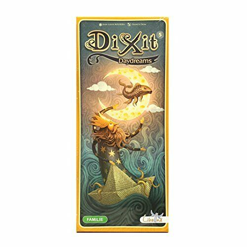 Dixit 5 - Big Box Daydreams Dixit Extension from 8 Years Family Game