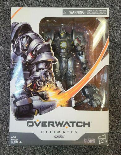 """Nouveau Hasbro Overwatch Ultimates série Reinhardt 7.75/"""" Deluxe Action Figure"""