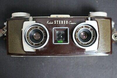 Vintage Stereo Kodak Camera Ebay