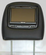 2011 2012 2013 Ford Edge Dual DVD Headrest Video Players for SE, SEL or Limited