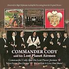 Commander Cody & His Lost Planet Airmen - Tales From The Ozone 2 (2016) 2cd