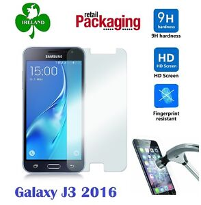 Premium-Tempered-Glass-For-Samsung-Galaxy-J3-2016-Screen-Protector-Film-Guard