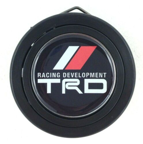 TRD Toyota steering wheel horn push button Fits Momo Sparco OMP Nardi Raid etc