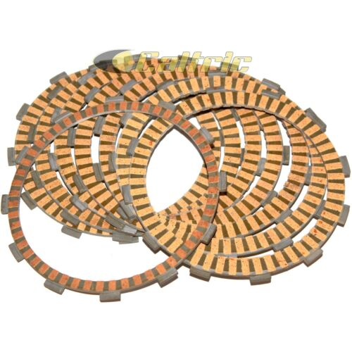 CLUTCH FRICTION PLATES Fits HONDA GL1800 Gold Wing 1800 Airbag Navi 2001-2015
