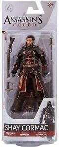 Mcfarlane Toys Figurine articulée de Shay Cormac, série 4 d'Assassin's Creed